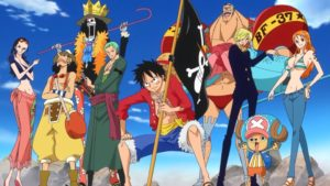 one piece blueray