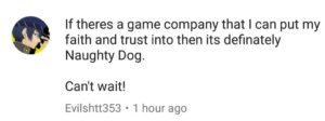 fan comments