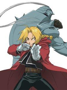 Full Metal Alchemist manga