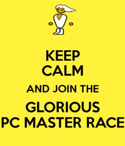 pc master race meme