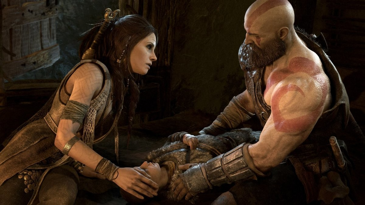 new ps4 god of war game