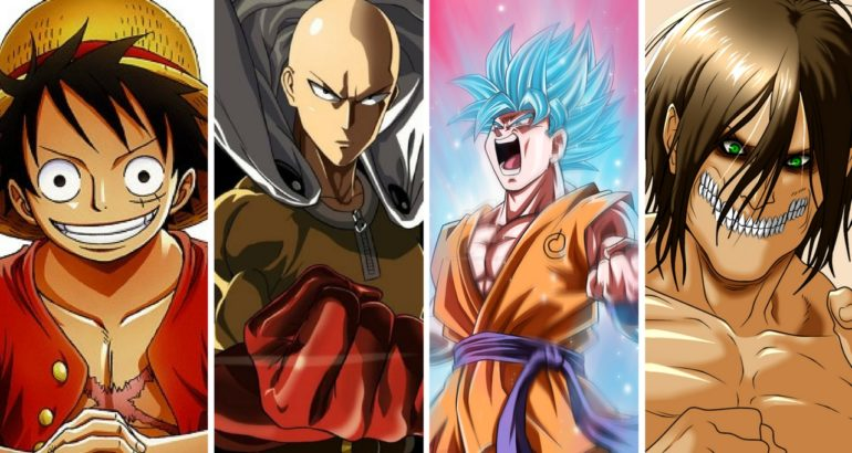 anime fight scenes
