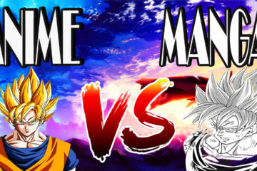 [VIDEO] Anime VS Manga – What is the difference?
