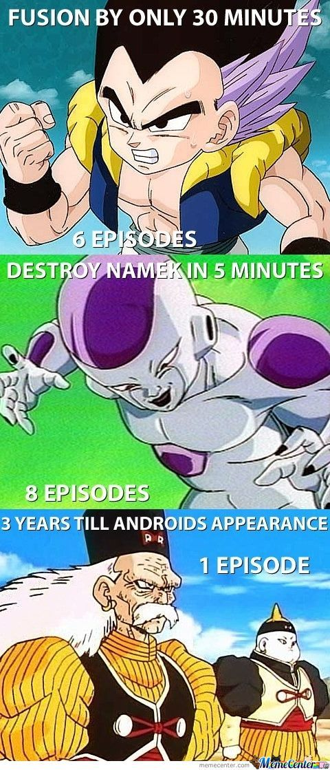 dbz is a drag