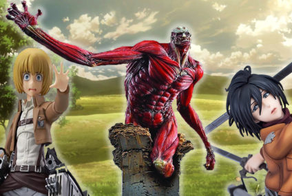 [TOP 53] Gorgeous Attack on Titan Figures YOU NEED