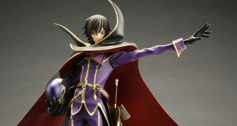 Code Geass Lelouch Figure Worth It?