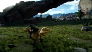 Final Fantasy XV graphics
