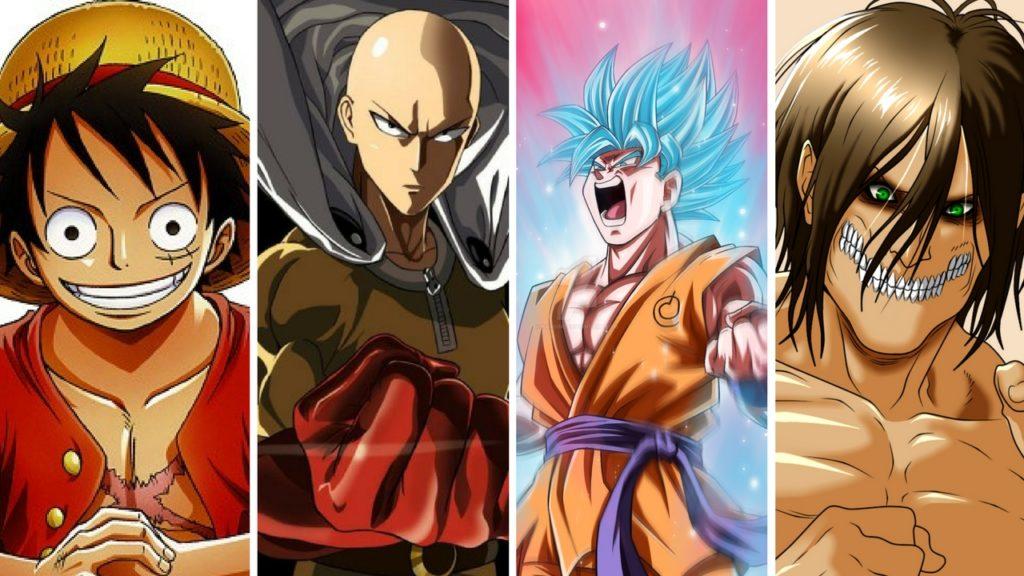 VIDEO 5 Brilliant Anime Fight Scenes Of All Time 2018
