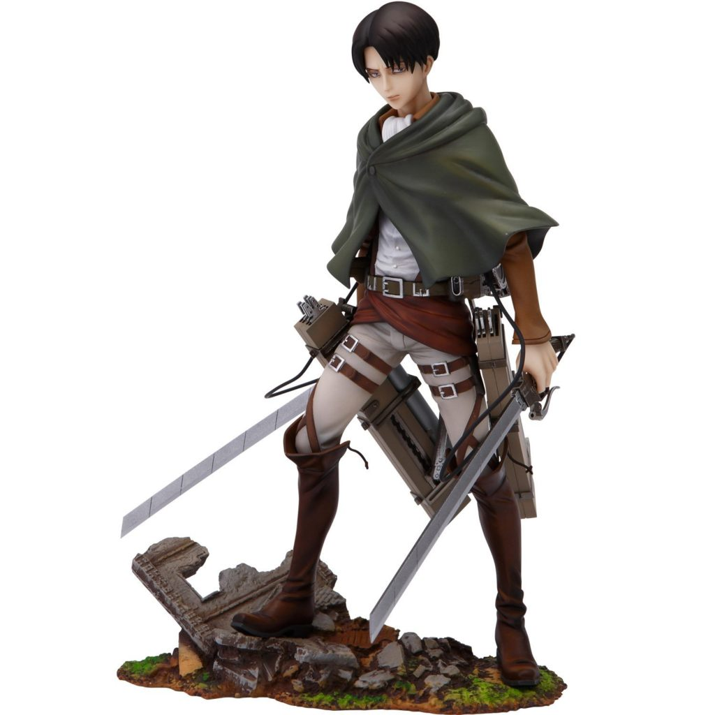 53 Best Attack On Titan Figures, Toys, Statues [2019]