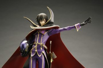 [REVIEW] Code Geass Lelouch Figure