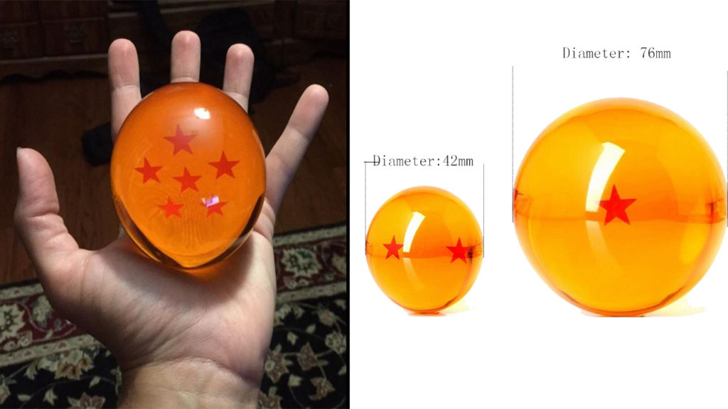 Real Life Dragon Balls Exact Replica Best Dragon Balls For Sale