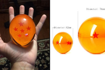 Real Life Dragon Balls – Exact Replica