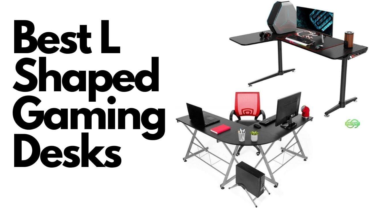Picture of: Top 10 Best L Shaped Gaming Desks Corner Desks
