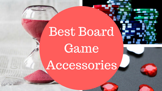 14 Best Board Game Accessories (Must Have Upgrades & Extras)